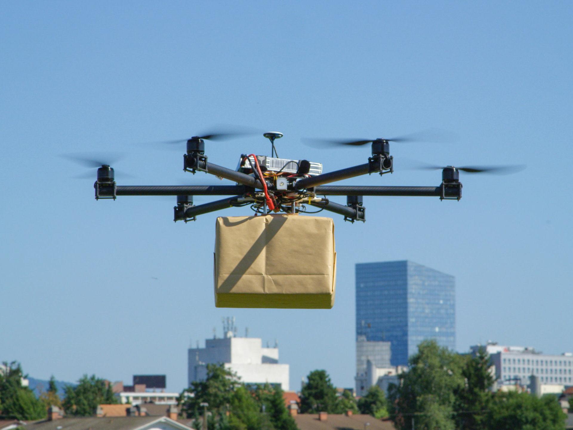 droni (Corriere del Volo)
